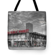 0038 Milwaukee Public Market Tote Bag