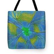 004 Abstract Tote Bag