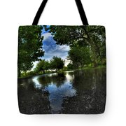 004 After The Rain At Hoyt Lake Tote Bag