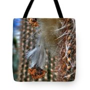 004 For The Cactus Lover In You Buffalo Botanical Gardens Series Tote Bag