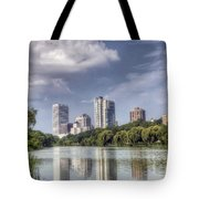 0041 Milwaukee Wisconsin Tote Bag