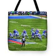 005 Buffalo Bills Vs Jets 30dec12 Tote Bag
