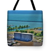 005 Visual Highs Of The Queen City Tote Bag