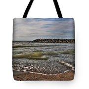 006 Presque Isle State Park Series Tote Bag