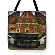 006 The Statler Towers Tote Bag