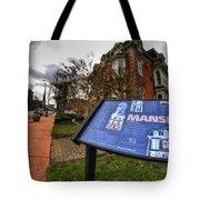 007 Mansion On Delaware Ave Tote Bag