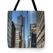 0078 Willis Tower Chicago Tote Bag