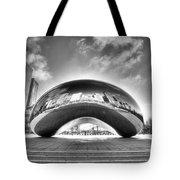 0079 The Bean - Millennium Park Chicago Tote Bag