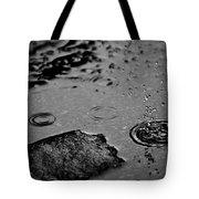 008 Melting Snow Tote Bag