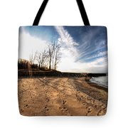 008 Presque Isle State Park Series Tote Bag