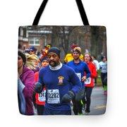 008 Turkey Trot Tote Bag