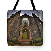 009 Asbury Delaware Avenue Methodist Church Tote Bag