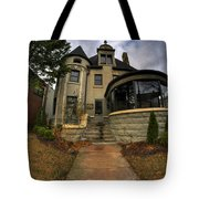 009 Law Offices Cornell Mansion Tote Bag