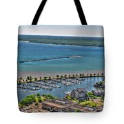 009 Visual Highs Of The Queen City Tote Bag