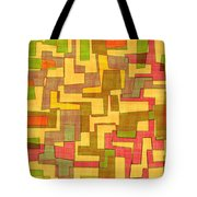 0101 Abstract Thought Tote Bag