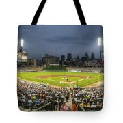 0101 Comerica Park - Detroit Michigan Tote Bag by Steve Sturgill