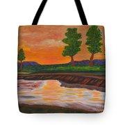 011 Landscape Tote Bag