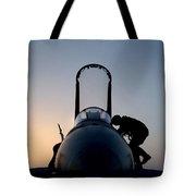 Sunset Return Tote Bag