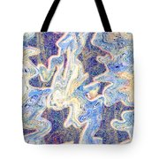 0114 Abstract Thought Tote Bag
