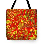 0118 Abstract Thought Tote Bag