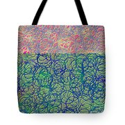 0122 Abstract Thought Tote Bag