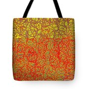 0124 Abstract Thought Tote Bag