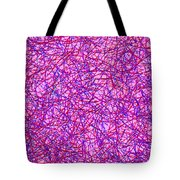 0125 Abstract Thought Tote Bag