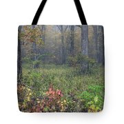 0134 Misty Meadow Tote Bag
