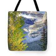0141 Fall Colors On Icefield Parkway Tote Bag