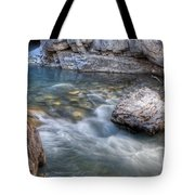 0143 Marble Canyon   Tote Bag