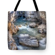 0144 Marble Canyon 2 Tote Bag