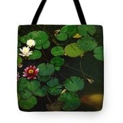 0148-lily -  Colored Photo 1 Tote Bag