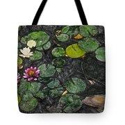 0148-lily -  Synchro Sl Tote Bag