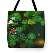 0148-lily -  Academic Sl Tote Bag