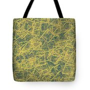 0149 Abstract Thought Tote Bag