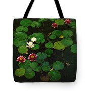 0151-lily -  Colored Photo 1 Tote Bag