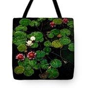 0151-lily -  Watercolor 1 Sl Tote Bag