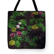 0151-lily -  Watercolor 2 Sl Tote Bag