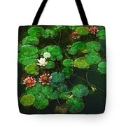 0151-lily - Academic Tote Bag
