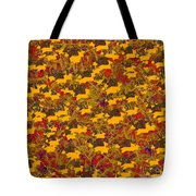 0167 Abstract Thought Tote Bag