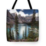 0184 Moraine Lake Tote Bag