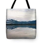 0188 Mountain Reflection Tote Bag