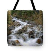 0192 Glacial Runoff Tote Bag