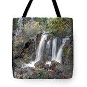0204 Tangle Creek Falls 3 Tote Bag
