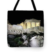 0212 The Acropolis Athens Greece Tote Bag