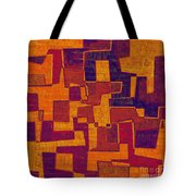 0272 Abstract Thought Tote Bag