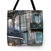 0275 New Orleans Balconies Tote Bag