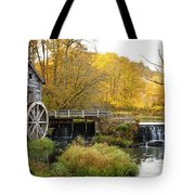 0289 Hyde's Mill Wisconsin Tote Bag