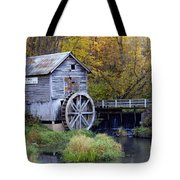 0290 Hyde's Mill Wisconsin Tote Bag