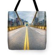 0306 Pittsburgh 9 Tote Bag